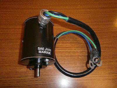 OMC 983318 Trim / Tilt Motor and Cable Assembly NOS