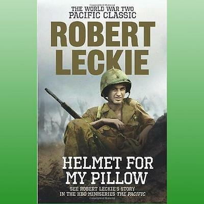 Helmet for My Pillow by Leckie Robert