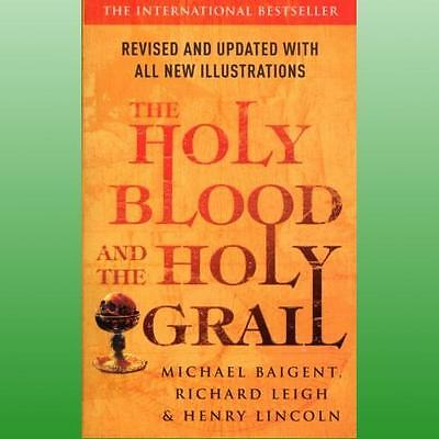 Holy Blood and the Holy Grail by Leigh Richard