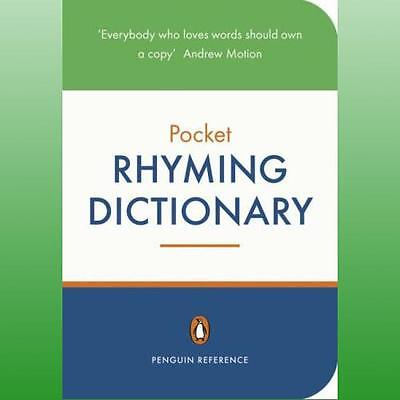 Penguin Pocket Rhyming Dictionary by Fergusson Rosalind