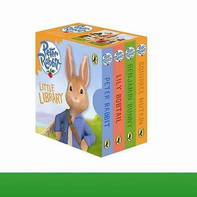 Peter Rabbit Animation Little Library by Potter Beatrix