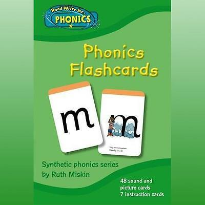 Read Write Inc Home Phonics Flashcards by Miskin Ruth
