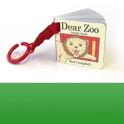 Dear Zoo Buggy Book by Campbell Rod
