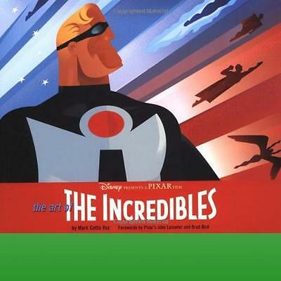 Art of the Incredibles by Vaz Mark Cotta