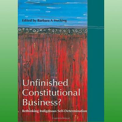 Unfinished Constitutional Business