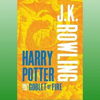 Harry Potter and the Goblet of Fire by Rowling J K