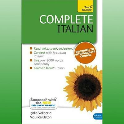 Complete Italian Learn Italian with Teach Yourself by Boscolo Clelia