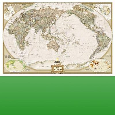 World by National Geographic Maps