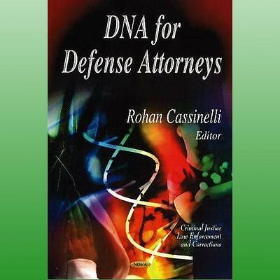DNA for Defense Attorneys