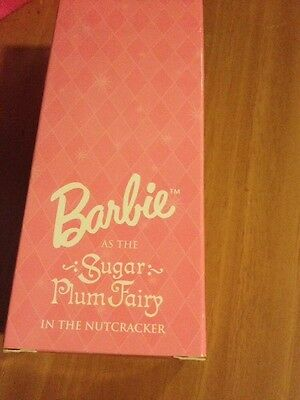 Barbie Collectibles Barbie As The Sugar Plum Fairy In The Nutcracker. NEW