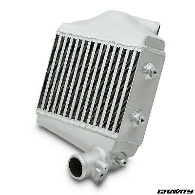 "14"" Curved Universal Engine Radiator Intercooler Cooling 12V 80W Electric Fan"