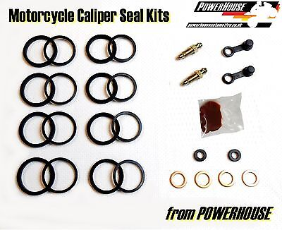 Kawasaki ZX6 ZX-6R ZX 636 front brake caliper seal repair kit 2005 2006  ZX6R