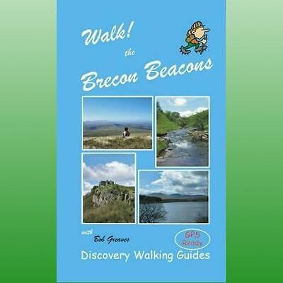 Walk the Brecon Beacons by Greaves Bob