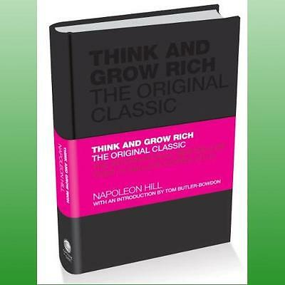 Think and Grow Rich by Hill Napoleon