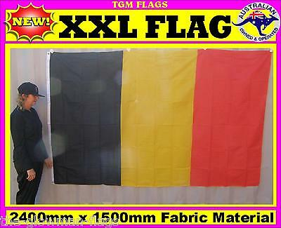 Belgium flag for house wall pole sports event man woman cave