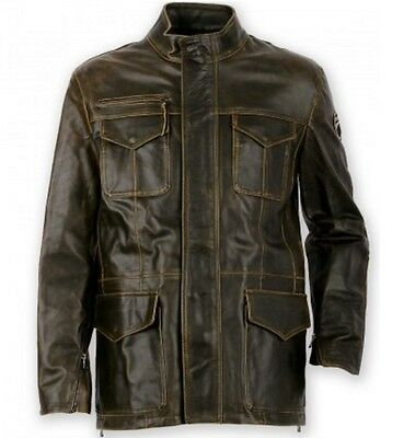 Giacca Vintage leather jacket Ducati