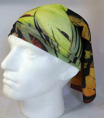 Multifunction head wrap neck tube scarf mask hat MANGA cycling hiking skiing out