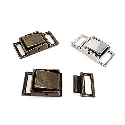 Metal press release buckles for 15 mm webbing ARQ