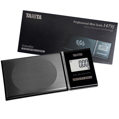 Tanita Genuine 1479j  0.01g X 200g Precision Anti-counterfeit Jewellery Scale