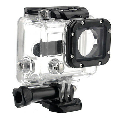 Waterproof Underwater Protective Housing Case with Glass Lens for GoPro HD Hero3