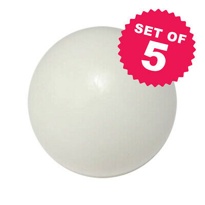 Ice Ball Game Replacement Balls - Set of 5