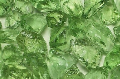 Prasiolite Green Amethyst Facet Rough - Professional Quality - 125 Carat Lot