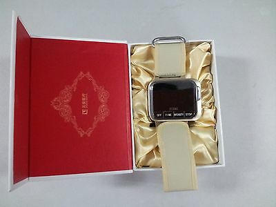 650nm Wrist Watch Diode Laser Therapy Apparatus for Diabetes