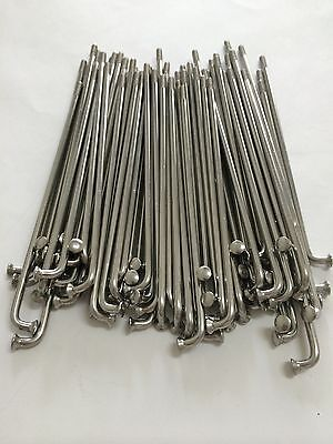 Triumph/BSA STAINLESS MOTORCYCLE SPOKES