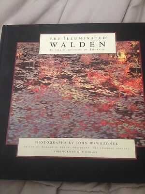The Illuminated Walden: In the Footsteps of Thoreau, Friedman/Fairfax