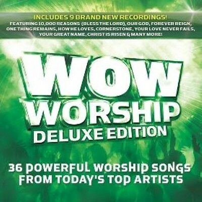 WOW Worship Lime Deluxe Edition CD 2014 BRAND NEW SEALED