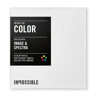 Impossible Color Instant Film for Polaroid Image & Spectra Cameras PRD2787