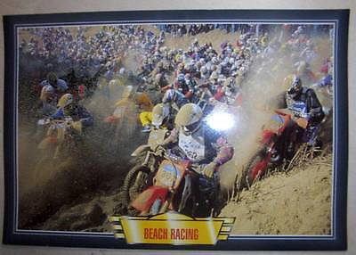 Beach Racing Race Classic Motorcycle Bike Picture W S M Weston Super Mare ??