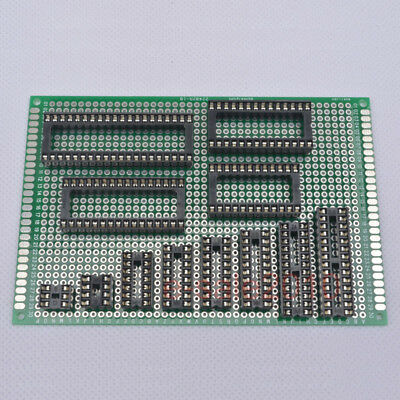 60pcs 12 Values 6/8/14/16/18/20/24/28/32/40 Pin 2.54 DIP IC Sockets DIY test 273