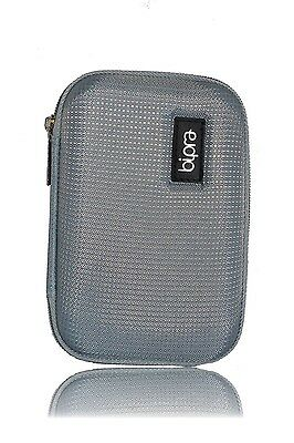 HDD Case Grey/Silver for 2.5 External Hard Drives