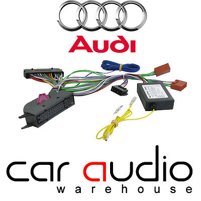 Connects2 Audi A6 2006 On Car Bluetooth Parrot SOT T-Harness Lead
