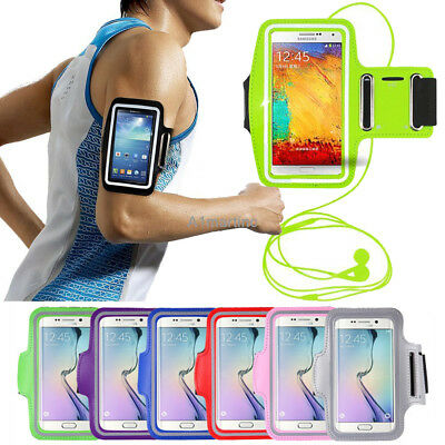 Running Gym Sports Armband Case Cover Holder Samsung Galaxy S9+/Edge / S8 Note 8