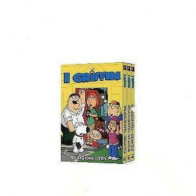 I Griffin - Stagione 8 (3 DVD)