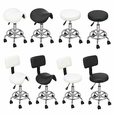 Salon Stool Hairdressing Styling Chair Barber Massage Tattoo Beauty therapist