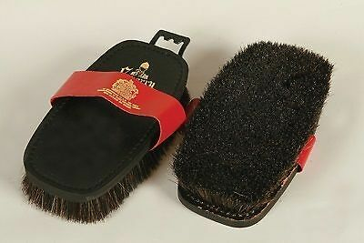Equerry Leather Backed Body Brush  - Grooming Kit
