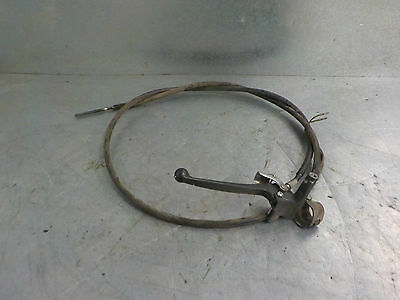 Honda Lead 100 Scv Rear Brake With Cable