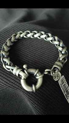 "BICO Australia Bracelet FB68 Chain, 7"", 8"" Or  9"" Approx. 5/16 Diameter"