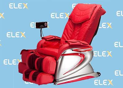 New ELECTRIC MASSAGE CHAIR MASSAGER 3 COLORS AVAILIBLE BOVE MODEL