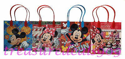 24 Pcs Disney Minnie Mickey Mouse Goodie Toy Bags Party Favors Candy Birthday
