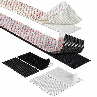 Heavy Duty VELCRO® Brand Stick On - ULTRA-MATE® Self Adhesive 50mm Wide