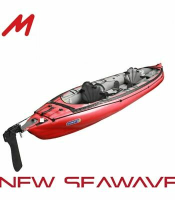 Kayak de mer gonflable GUMOTEX SEAWAVE 2 PLACES
