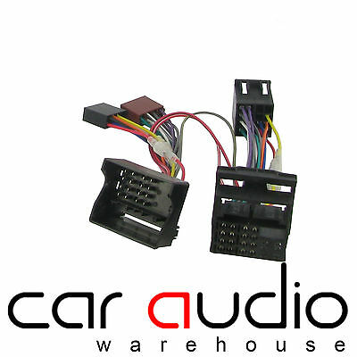 Connects2 CT10FD03 Ford Transit 2006 On Bluetooth Parrot SOT Lead T-Harness ISO