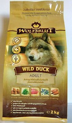 wolfsblut wild duck 2 x 15 kg hundefutter mit ente sparpaket eur 114 95 picclick at. Black Bedroom Furniture Sets. Home Design Ideas