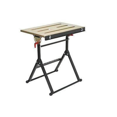 Adjustable Welding Work Table Plasma Cutter Grinding Table Mig Tig Welder New