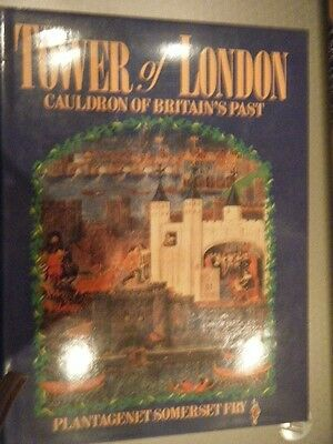 The Tower of London by Plantagenet Somerset Fry HC