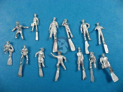 Cottage Industry 1/96 Naval Figure Set (13 Figures) (Union or Confederate) FS001
